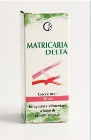 MATRICARIA DELTA GOCCE 50 ML