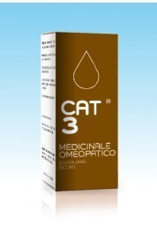 CAT 3 GOCCE 50 ML