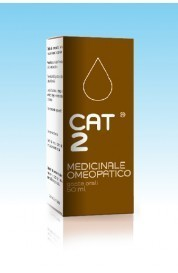 CAT 2 GOCCE 50 ML